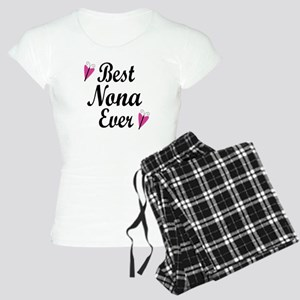 Best Nona Ever Women's Light Pajamas