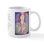 Meditator Mug (back)