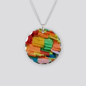 Prayer Flags-Everest-10x10 Necklace