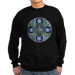 Celtic UFO Mandala Sweatshirt (dark)