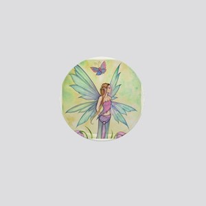 Spring Butterfly Fairy Fantasy Art by Molly Harris