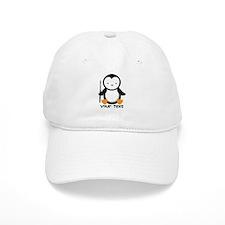 Personalized Flute Penguin Cap