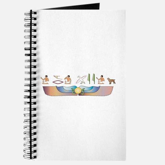 Field Hieroglyphs Journal