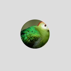 Exotic Bird Mini Button