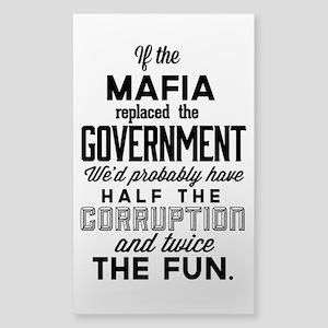 If The Mafia Sticker