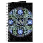 Celtic UFO Mandala Journal