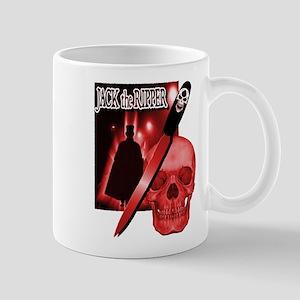 Jack's Back Red Mug