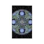 Celtic UFO Mandala 3'x5' Area Rug