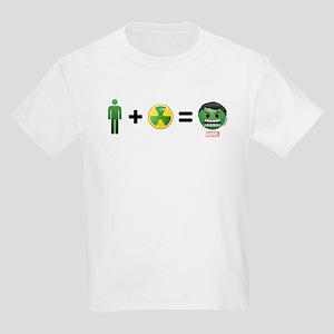 Hulk Emoji Kids Light T-Shirt