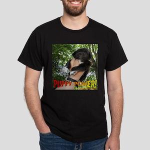 Puppy Power Dark T-Shirt