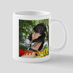 Puppy Power Mug Mugs
