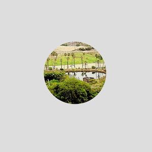 Landscape of Beauty Mini Button
