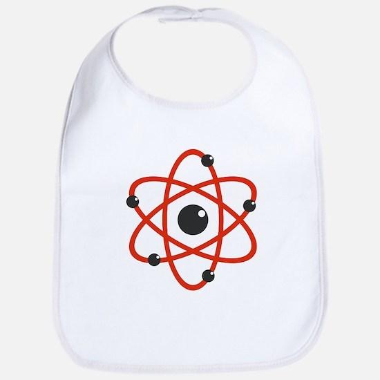 Red Atom Bib