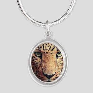 Leopard Portrait Necklaces