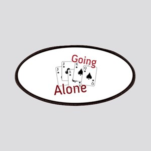 Going Alone Patches