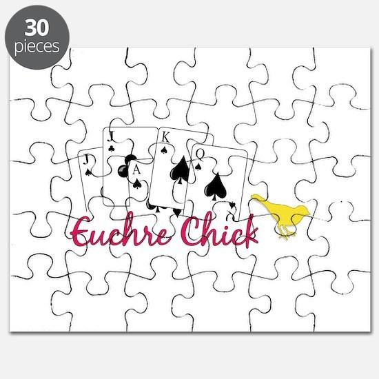 Euchre Chick Puzzle