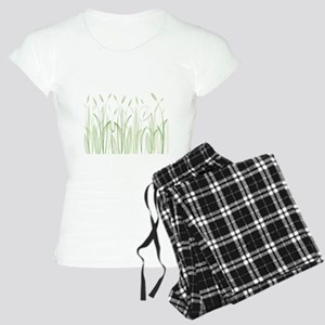 Delicate Grasses Pajamas