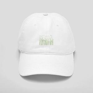 Delicate Grasses Baseball Cap