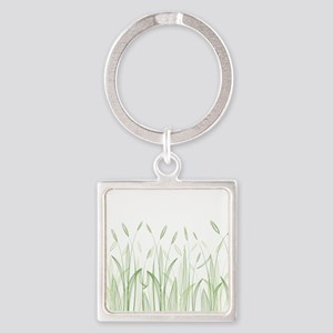Delicate Grasses Keychains