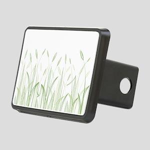 Delicate Grasses Hitch Cover