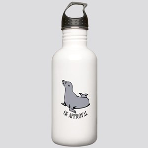 Seal of Approval Stainless Water Bottle 1.0L