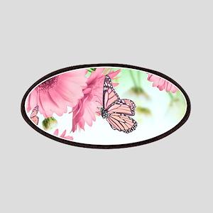 Pink Butterflies Patch