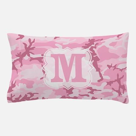 Monogram Pink Camouflage