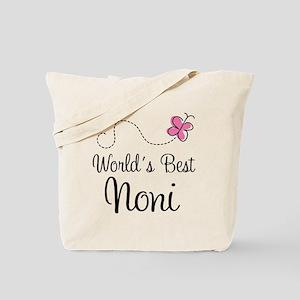 World's Best Noni Tote Bag