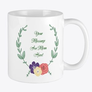 Personalize It Mugs