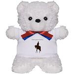 Horse Theme Design by Chevalinite Teddy Bear