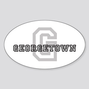 Georgetown Sticker