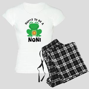 Hoppy to be Noni Women's Light Pajamas