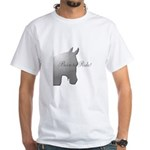 Horse Design by Chevalinite White T-Shirt