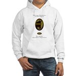 Horse Design by Chevalinite Hooded Sweatshirt