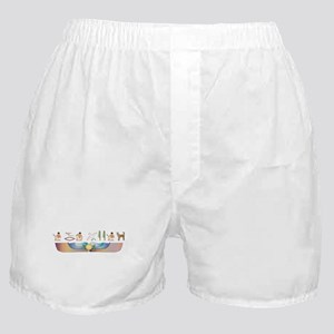Canaan Hieroglyphs Boxer Shorts