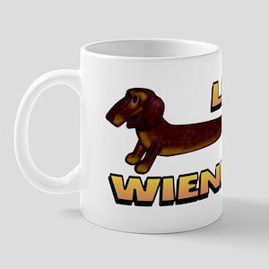 Life is Wienderful II Mug