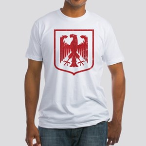 Strk3 German Eagle Fitted T-Shirt
