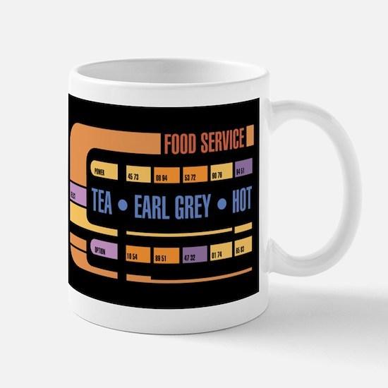 Tea, Earl Grey, Hot Mugs