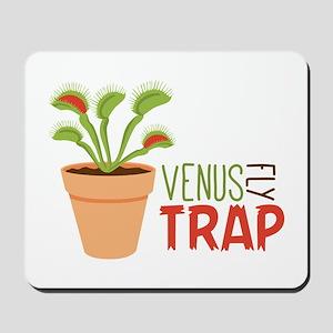 VENUS FLY TRAP Mousepad