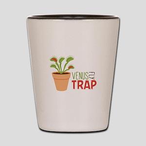 VENUS FLY TRAP Shot Glass