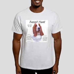 Basset Hound Light T-Shirt
