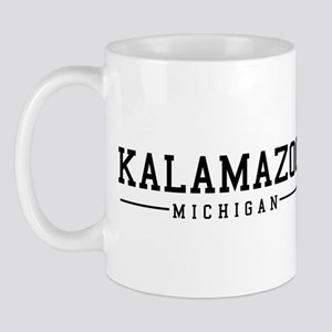 Kalamazoo, Michigan Mug