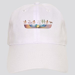Kelpie Hieroglyphs Cap