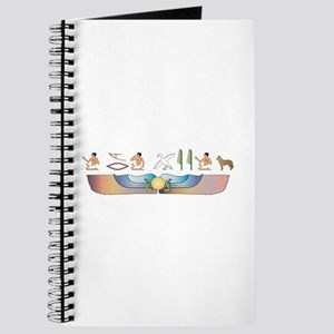 Cattle Dog Hieroglyphs Journal