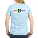 awc Watercolor U Women's Light T-Shirt