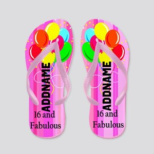 Stylish 16th Flip Flops