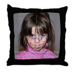 Young at Heart Throw Pillow