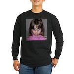 Young at Heart Long Sleeve Dark T-Shirt