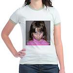 Young at Heart Jr. Ringer T-Shirt