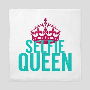 Selfie Queen Queen Duvet